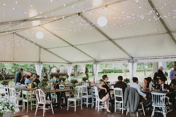 Blue Mountains Special Event Hire | Wedding Hire | Wedding Reception Set-up