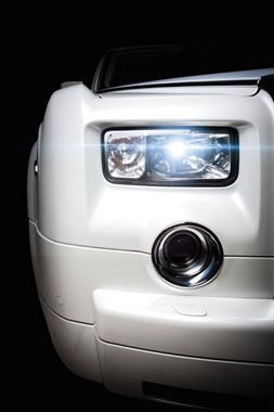 Rolls Royce Hire Sydney | Wedding Transport | White Rolls Royce Phantom