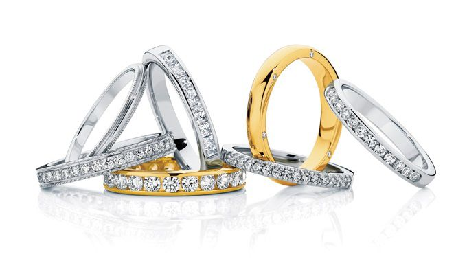Larsen Jewellery | Sydney Jeweller | Wedding Rings