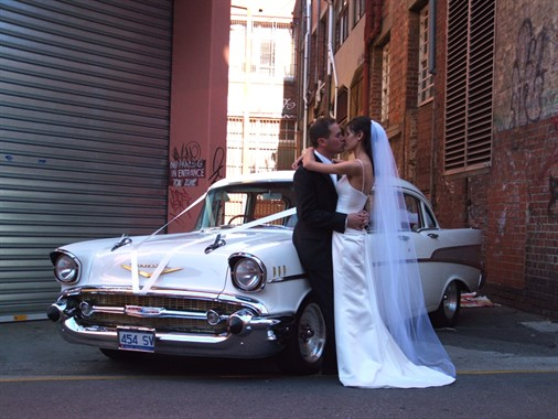 Adelaide Chevy Hire | Adelaide Wedding Transport | Wedding Car