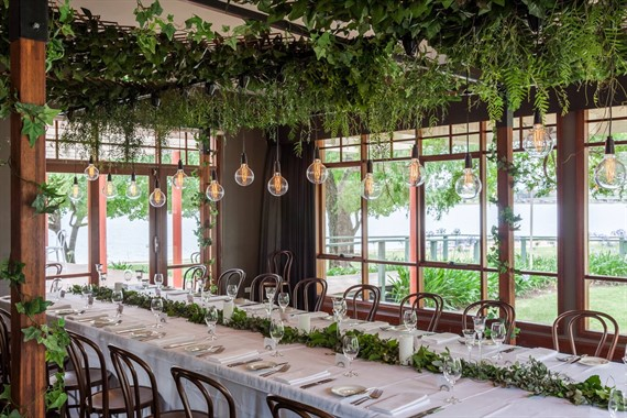 The Boat House | Wedding Venue | Canberra Wedding Styling