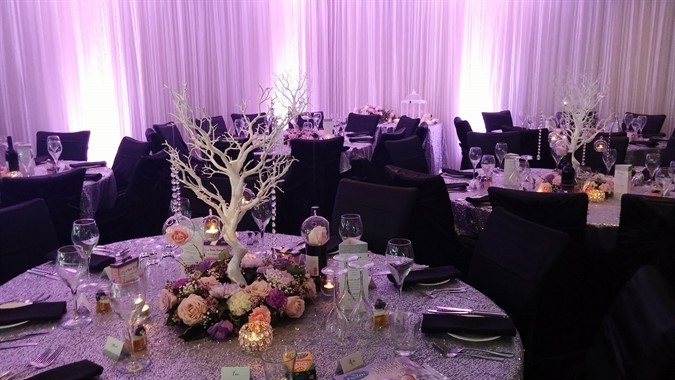 Southern Style Events | Event Hire | Wedding Reception Tables