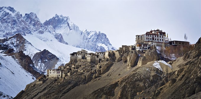 Incredible India | Honeymoon | Lamayuru, Ladakh