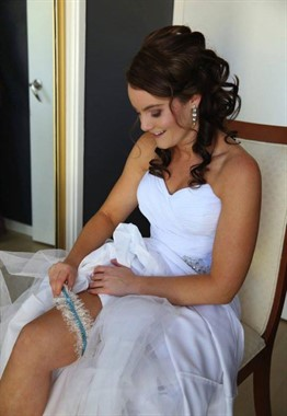 Crowning Glory Hair & Beauty | Bridal Hair And Makeup | Bride Getting Ready