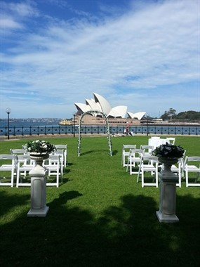 Campbelltown Chair and Party Hire | Event Hire | Sydney Wedding Ceremony
