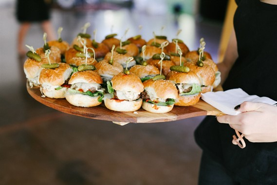 Mudgee Made | Catering | Cocktail Wedding