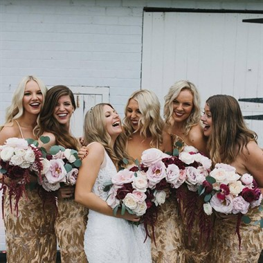 Flowers on the Mill | Florist | Pink Wedding Flowers