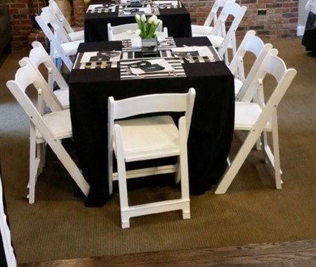 McHugh Hire | Event Hire | Chair Hire Canberra