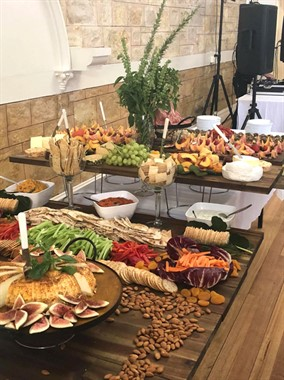 Mediterranean Excellence | Catering | Grazing Station