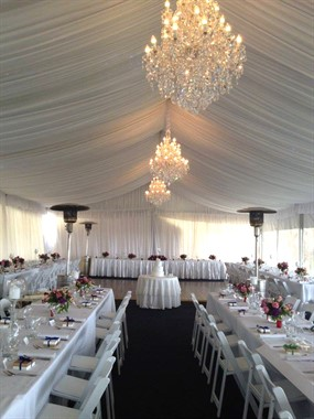 Blue Mountains Special Event Hire | Wedding Hire | Wedding Decorations