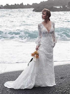 Affordable Bridal | Bridal Fashion | Lace Wedding Gown