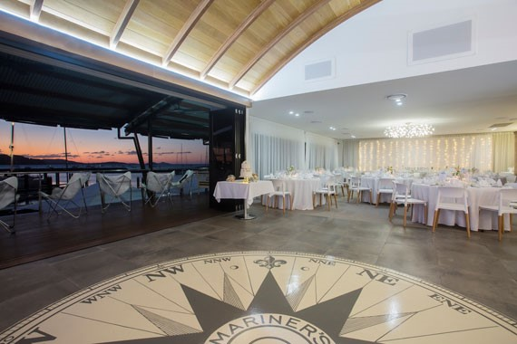 Lure, Abell Point Marina | Reception Space