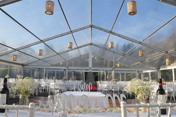 Pillingers Hiring Service | Event Hire | Wedding Marquee
