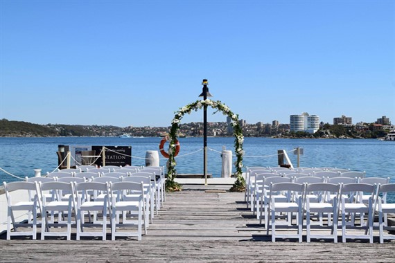 Q Station Manly | Wedding Venue | Waterfront Wedding Ceremony
