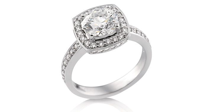 Andrew Mazzone Design Jeweller | Engagement Ring