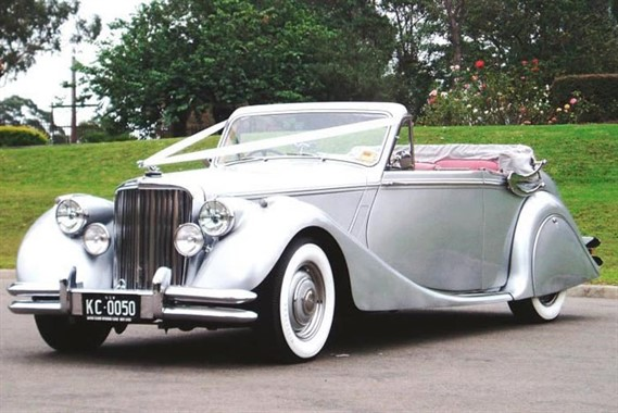 Silver Cloud Wedding Cars | Wedding Transport | Silver Classic Cars
