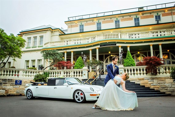 The Carrington Hotel | Wedding Venue | Blue Mountains Wedding Reception Venue