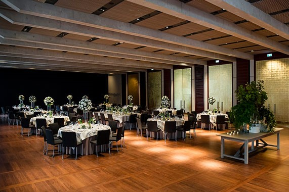 National Gallery of Australia | Wedding Venue | ACT Wedding