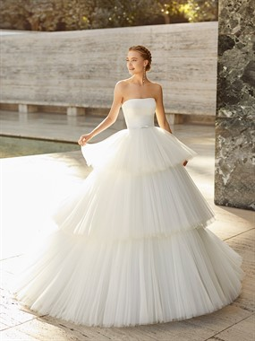 Always And Forever | Wedding Dresses | Flowing off the shoulder gown
