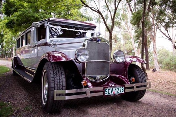 Thirties Limousines | Wedding Transport | Limousine Hire Perth