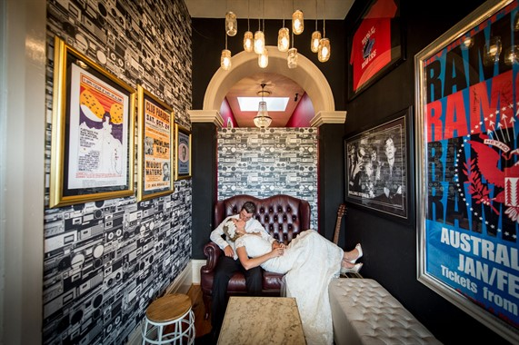 Upstairs at Freds | Wedding Venue | Camden Wedding Photography