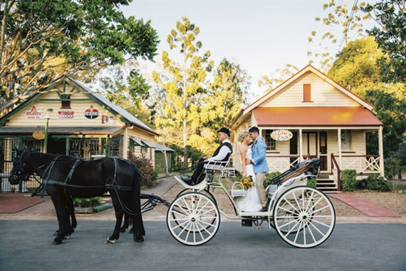 Heritage Hotel & Function Centre | Wedding Venue | Horse Drawn Carriage