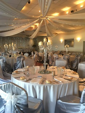 Mandavilla Events | Wedding Venue | Wedding Reception Styling