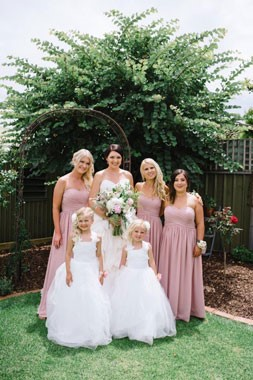 Blush | Wedding Hair And Beauty | Adelaide