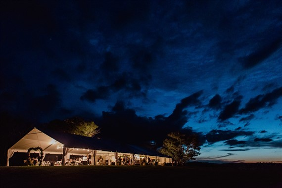Domayn Events | Event Hire | Wedding Marquee