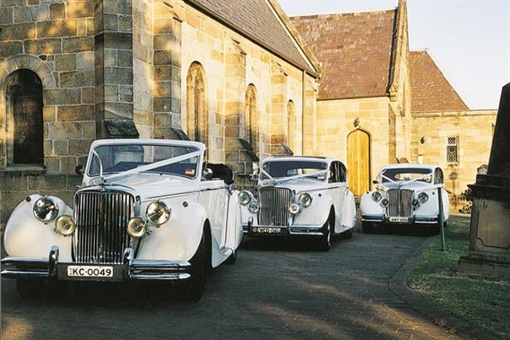 Silver Cloud Wedding Cars | Wedding Transport | Classic Wedding Cars