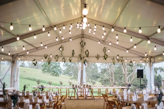 Destination Southern Highlands | Wedding Planning | Marquee Wedding