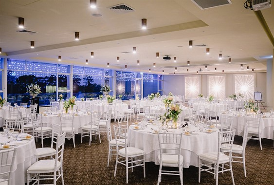 Gibraltar Hotel Bowral | Wedding Venue | Reception Tables