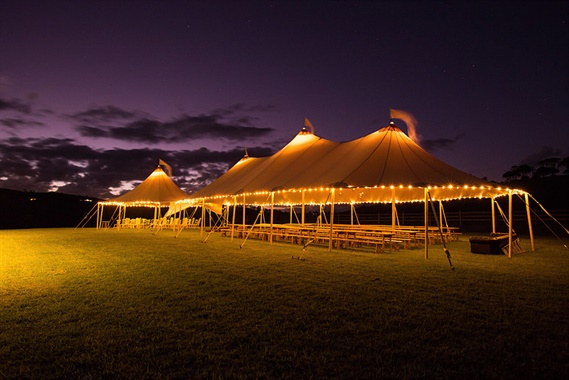 Your Event Solution | Event Hire | Sperry Tent
