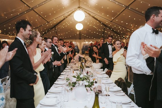 Bunnamagoo Wines | Wedding Venue | Country Wedding Style
