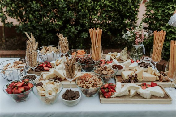 Mercure Canberra | Wedding Venue | Grazing Table Canberra