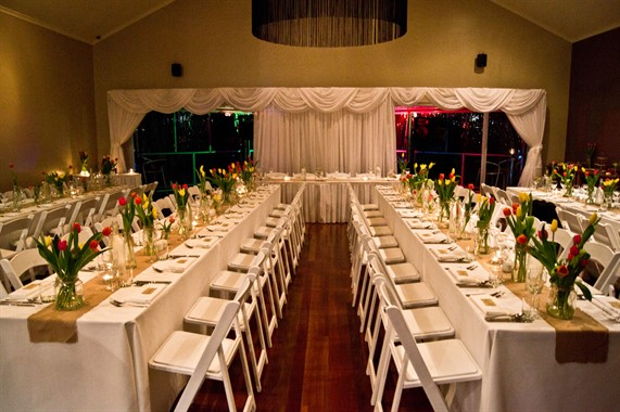 Angourie Rainforest Resort | Wedding Venue | Reception Decorations