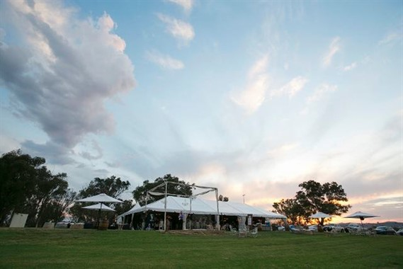 Bunnamagoo Wines | Wedding Venue | Marquee Wedding