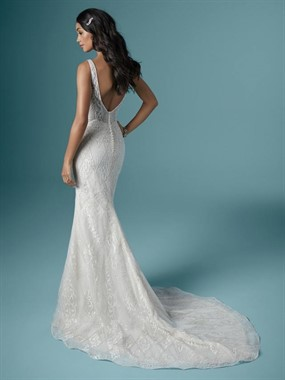 Affordable Bridal | Bridal Fashion | Low Back Wedding Dress
