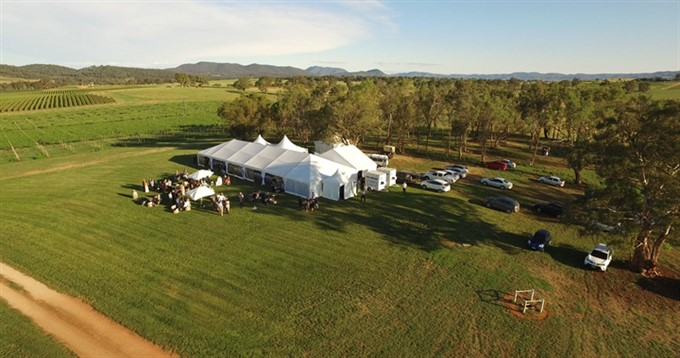 Eagle I Solutions | Videography | Mudgee Wedding Reception