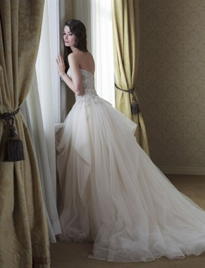 Rhonda Hemmingway Couture | Bridal Fashion | Couture Wedding Gown