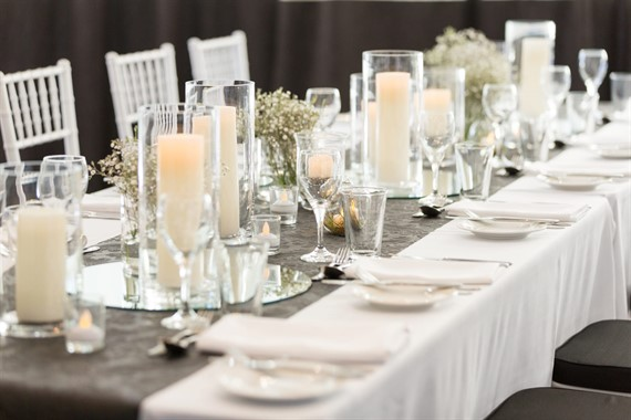 Atura Albury | Wedding Venue | Wedding Table Decorations