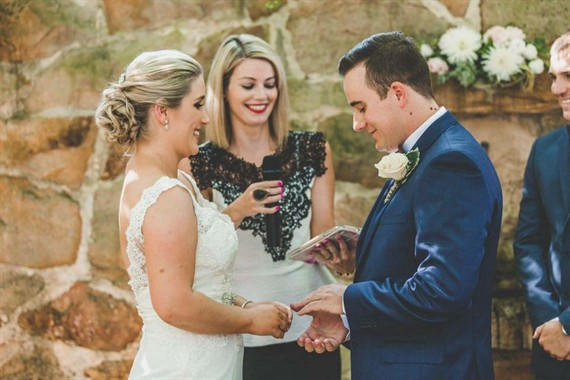 Renee Milthorpe | Celebrant | Illawarra Marriage Celebrant
