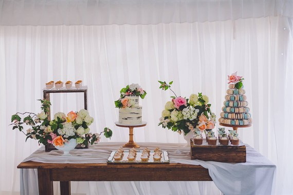 Mudgee Made | Catering | Dessert Table