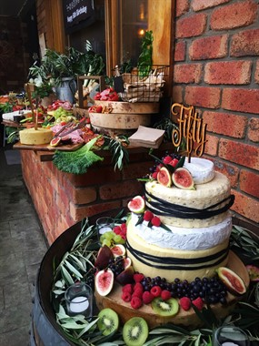 Creativlee Weddings + Events | Event Hire | Grazing Table