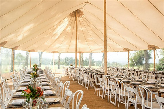 Your Event Solution | Event Hire | Californian Tent