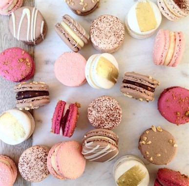 Mudgee Made | Catering | Macarons