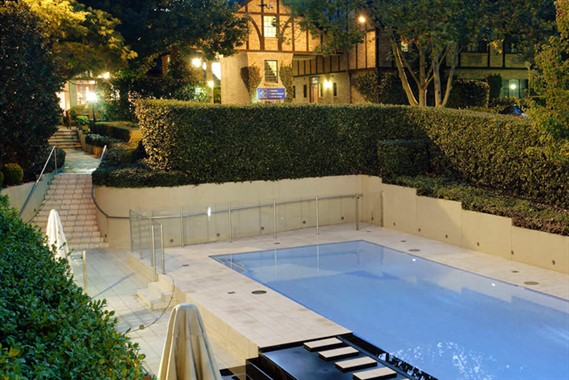 The Hills Lodge Hotel | Wedding Venue | Sydney Hotel Pool