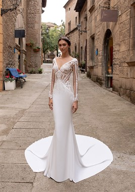 Brides of Beecroft | Bridal Fashion | Lace Wedding Gowns