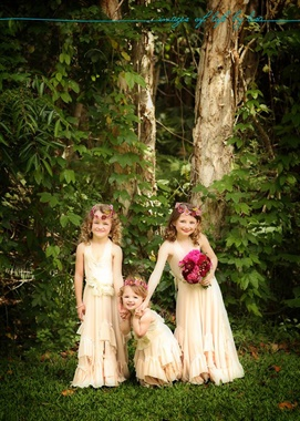 Angourie Rainforest Resort | Wedding Venue | Flower Girl Dresses