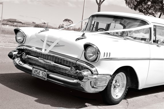 Adelaide Chevy Hire | Adelaide Wedding Transport | Chev